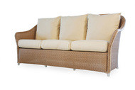 Replacement Cushions for Lloyd Flanders Weekend Retreat Wicker Sofa