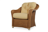 Replacement Cushions for Lloyd Flanders Reflections Wicker Lounge Chair