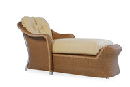 Replacement Cushions for Lloyd Flanders Reflections Wicker Day Chaise Lounge