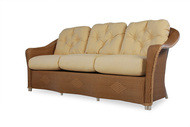 Replacement Cushions for Lloyd Flanders Reflections Wicker Sofa