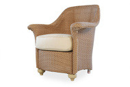Replacement Cushions for Lloyd Flanders Oxford Wicker Dining Arm Chair