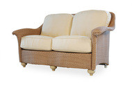 Replacement Cushions for Lloyd Flanders Oxford Wicker Love Seat