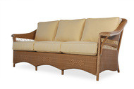 Replacement Cushions for Lloyd Flanders Nantucket Wicker Sofa