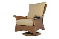 Replacement Cushions for Lloyd Flanders Mandalay Wicker Swivel Rocker Lounge Chair