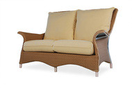 Replacement Cushions for Lloyd Flanders Mandalay Wicker Love Seat