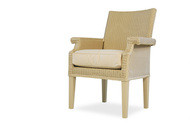 Replacement Cushions for Lloyd Flanders Hamptons Wicker Dining Arm Chair