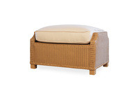 Replacement Cushions for Lloyd Flanders Hamptons Wicker Ottoman