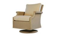 Replacement Cushions for Lloyd Flanders Hamptons Wicker Swivel Rocker Lounge Chair