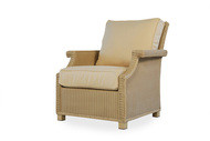 Replacement Cushions for Lloyd Flanders Hamptons Wicker Lounge Chair