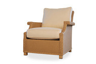 Replacement Cushions for Lloyd Flanders Hamptons Wicker Deep Lounge Chair