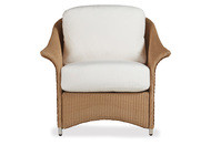 Replacement Cushions for Lloyd Flanders Generations Wicker Lounge Chair