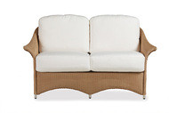 Replacement Cushions for Lloyd Flanders Generations Wicker Love Seat