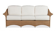 Replacement Cushions for Lloyd Flanders Generations Wicker Sofa