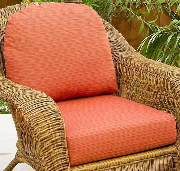 Northcape International Wicker Deep Seating Chair