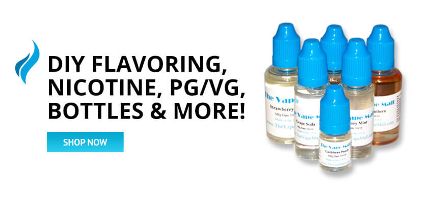 The Vape Mall: Discount Vaping Supplies, E-Juice & Accessories