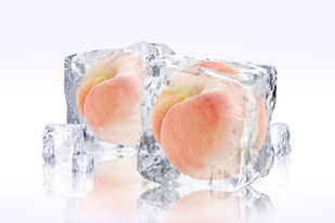 Peach Ice