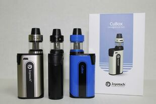 Joyetech Cubox with Cubis 2 Tank