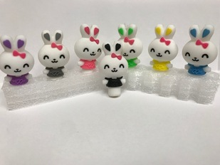 Silicone Bunny Drip Tip