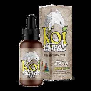 Koi Naturals Full Spectrum CBD Tincture