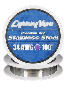 Stainless Steel Buildable Wire 10' Spool
