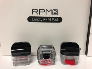 SMOK RPM 2 Empty Pod