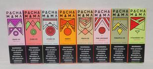 Pachamama Synthetic Salt Nicotine 1200 Puff 5%