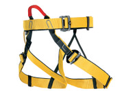 RL Top Non Padded Sit Harness Yellow