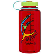Nalgene Wide Mouth 1 liter BPA Free Water Bottle