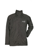 Ultralight Windproof Jacket for High Mountain Trekking Passes and Cycling (Black)