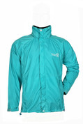 Ultralight Windproof Jacket for High Mountain Trekking Passes and Cycling (Blue)