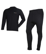 WRAP Thick Himalayan Base Layer Set Trekking Inner (Upper+Lower)