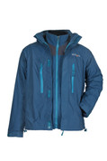 3 in 1 Waterproof Warm Himalayan Jacket (Blue)