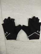 Under Armour Half Gloves Men large size