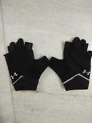 Under Armour Half Gloves Men large size