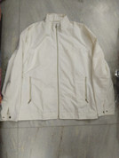 G-Fuguo White Windproof Jacket Men Large
