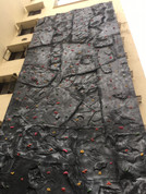Artificial Rock Climbing Wall