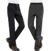 Lammer Softshell Windproof Thick Pants