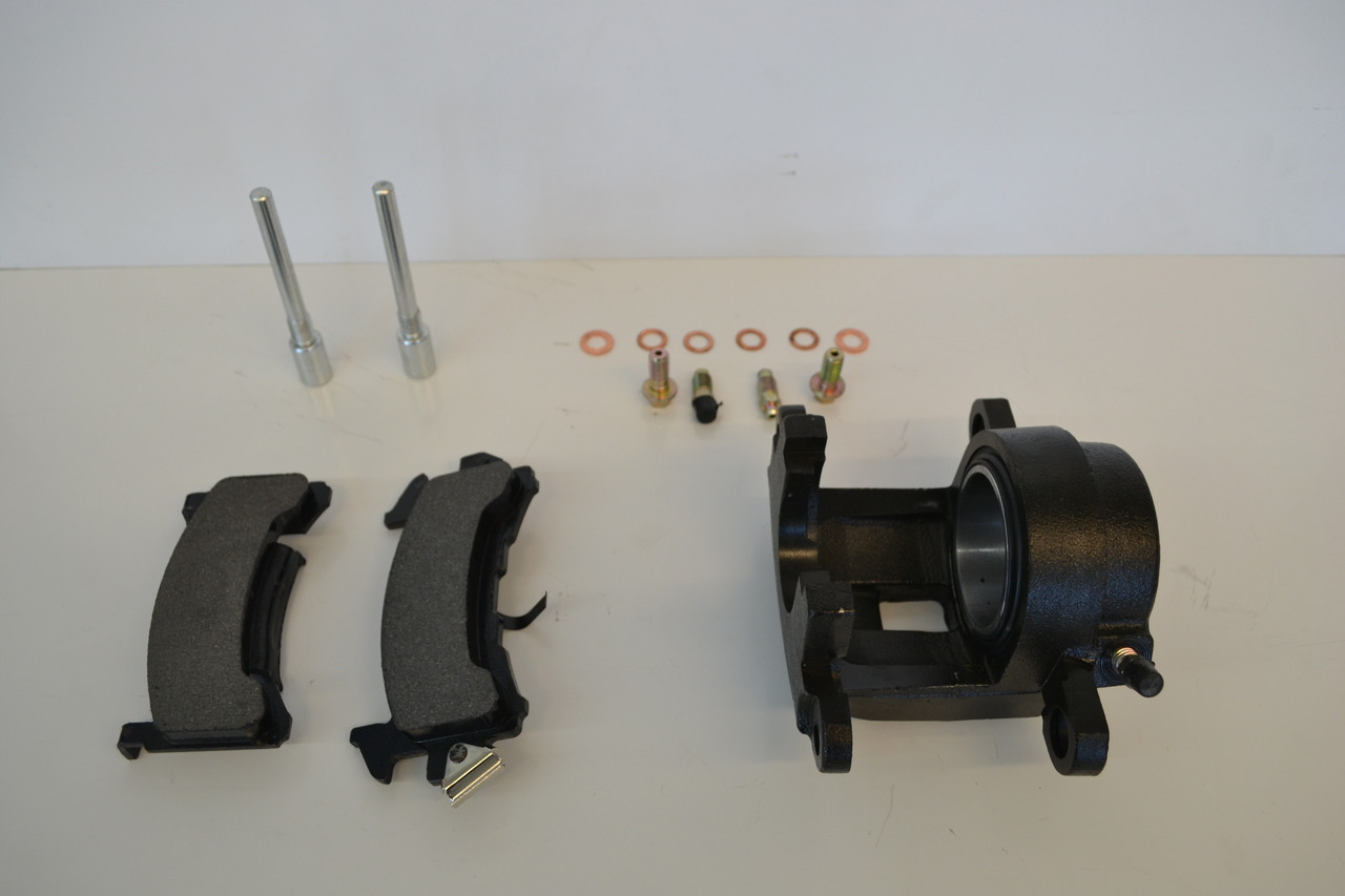 2-3/4 Inch Big Bore 1978-88 GM Metric Brake Caliper - Code 504, LLC
