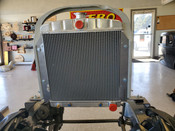 41-46  Chevy Pick up Aluminum Radiator