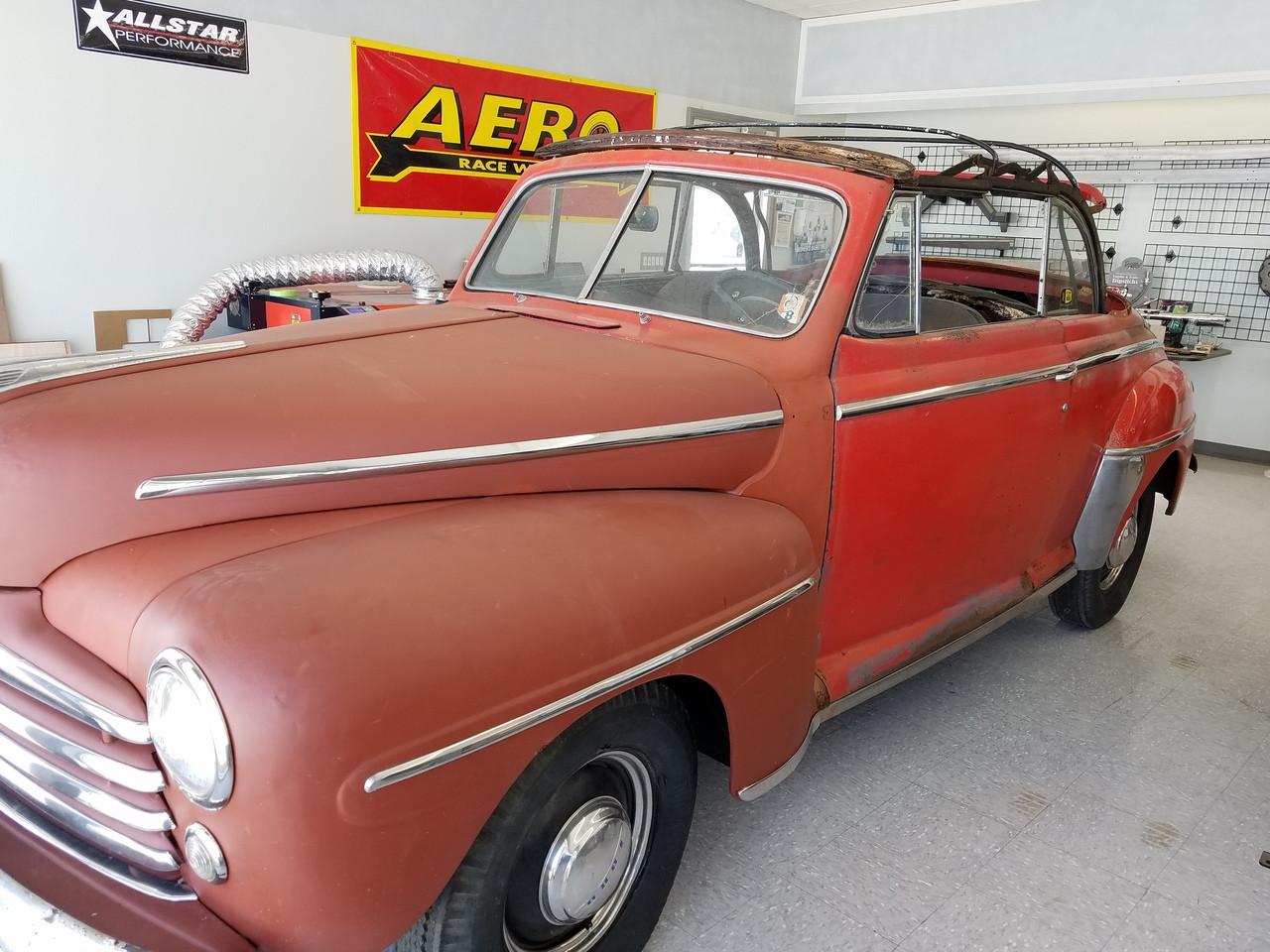1941-1948 Ford Passenger Car S-10 Conversion Kit - Code 504, LLC