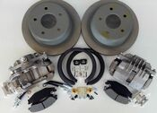 Replacement S10/S15 Rear Disc Brake Caliper and Rotor Kit