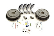 1992-2003 S10/S15 Deluxe Rear Drum Rebuild Kit