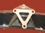 1937-1948 Chevy Bolt-On Adjustable Engine Mounts