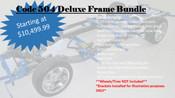 Code 504 Deluxe Frame Bundle
