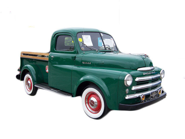 1948-1956 Dodge Truck Bolt-On S-10 Chassis Conversion Kit