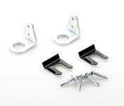 Bolt-On Brake Line Tabs w/ Mounting Hardware