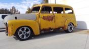 1949-1955 1 Short Box Chevy Truck Bolt-On S-10 Frame Swap