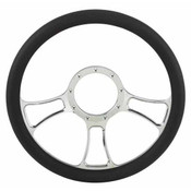 Trinity Style Steering Wheel