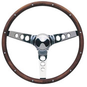 Classic Wood Steering Wheel Kit