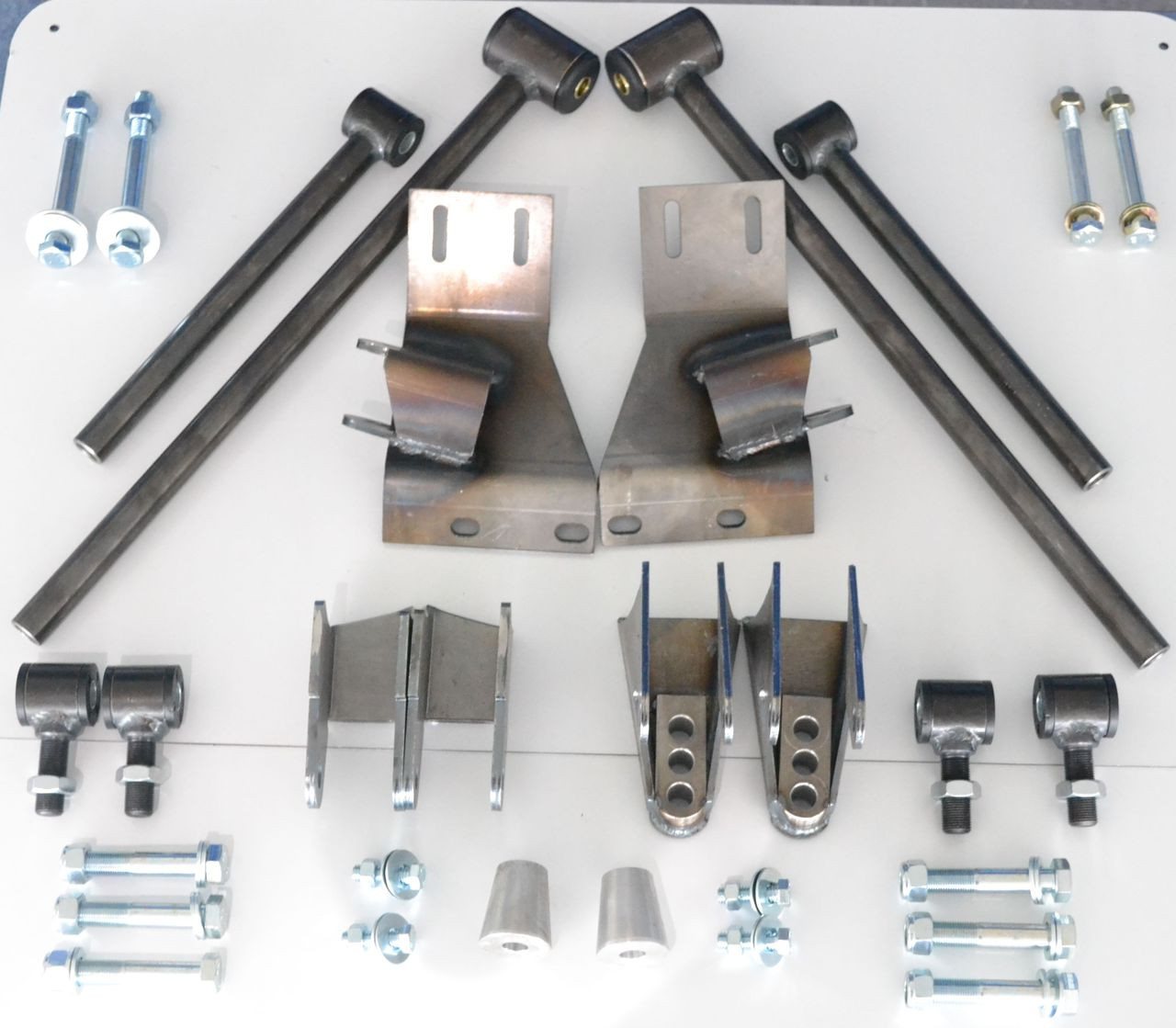 4-Link Rear Rear Suspension Basic Kit - Code 504, LLC